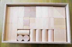 積み木セット52ピース