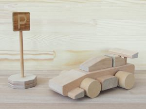 【組立キット】レーサーカー001